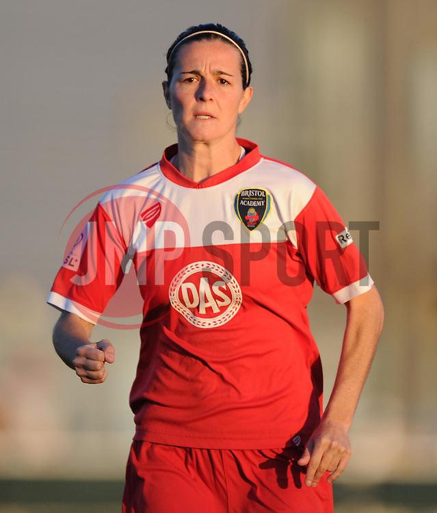 Bristol Academy Womens' Natalia Pablos Sanchon - Photo mandatory by-line: Alex James/JMP - Mobile: 07966 386802 - 04/10/2014 - SPORT - Football - Bristol - Stoke Gifford Stadium - Bristol Academy Womens v Notts County Ladies - Womens Super League
