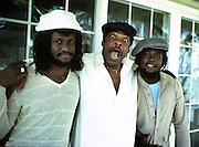 Prince Miller, with Sly and Robbie - Nassua 1981