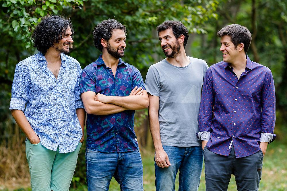 Fotografia cultural. Sessió grup musical Els Amics de les Arts.