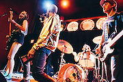 Speedy Ortiz played Mississippi Studios in Portland, OR on Oct 16, 2014. With special guest Mike Clark.