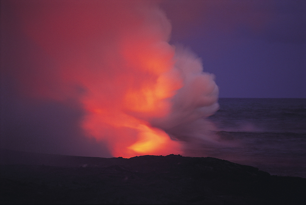 Lava Meets Sea 2
