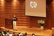 Howard (Haim) Cedar an Israeli American professor of biochemistry lecturing at the Weizmann Institute of Science, Rehovot, Israel