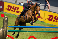 Gaudiano Emmanuele, ITA, Herco van het Overlede Goed<br /> Aachen 2018<br /> © Hippo Foto - Sharon Vandeput<br /> 20/07/18