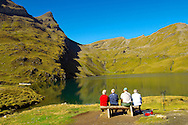 Grindelwald First Lake-  Bernese Alps - Switzerland .<br /> <br /> Visit our SWITZERLAND  & ALPS PHOTO COLLECTIONS for more  photos  to browse of  download or buy as prints https://funkystock.photoshelter.com/gallery-collection/Pictures-Images-of-Switzerland-Photos-of-Swiss-Alps-Landmark-Sites/C0000DPgRJMSrQ3U