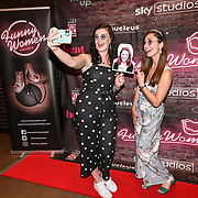 Quirks and Foibles attended the Red Carpet Funny Women Awards at the Bloomsbury Theatre, London on 23rd September 2021.