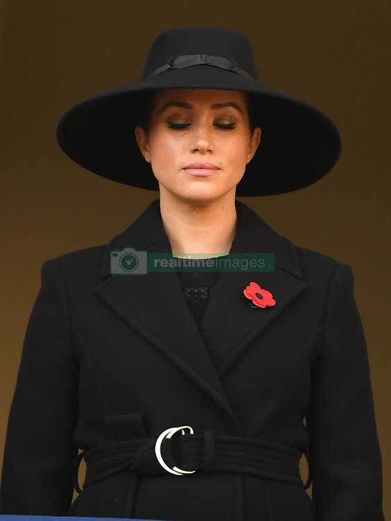 Members of The Royal Family attend the Remembrance Sunday Service at The Cenotaph, Whitehall, London, UK, on the 10th November 2019. 10 Nov 2019 Pictured: Members of The Royal Family attend the Remembrance Sunday Service at The Cenotaph, Whitehall, London, UK, on the 10th November 2019. Photo credit: James Whatling / MEGA TheMegaAgency.com +1 888 505 6342