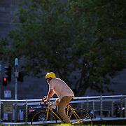 Scenes in Victoria Gardens, Melbourne, Australia.