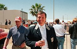 Philippaeerts Ludo, BEL<br /> World Cup Final Jumping - Las Vegas 2000<br /> © Hippo Foto - Dirk Caremans