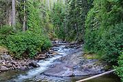 Jack Creek in Alpine Lakes Wilderness