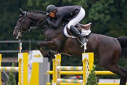 Hemeryck Rik, (BEL), Quarco De Kerambars<br /> Belgisch Kampioenschap Kapellen 2008<br /> Photo © Hippo Foto