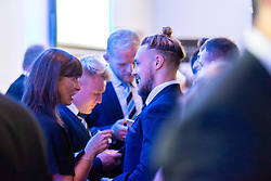 Jack Nowell - Ryan Hiscott/JMP - 06/08/2018 - RUGBY - Sandy Park - Exeter, England - Exeter Chiefs Season Launch Dinner