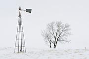 Old Windmill<br /> Willows<br /> Saskatchewan<br /> Canada
