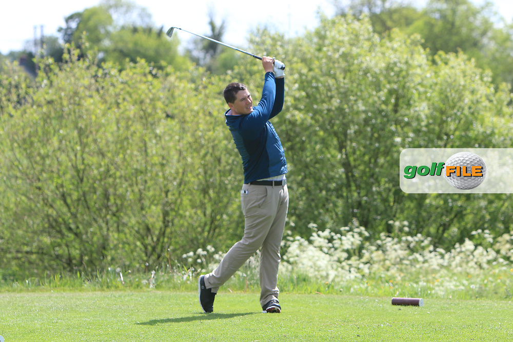 Colm Campbell Jnr (Warrenpoint) on the 5th tee during Round 4 of the Ulster Stroke Play Championships at Galgorm Castle Golf Club, Ballymena, Northern Ireland. 28/05/19<br /> <br /> Picture: Thos Caffrey / Golffile<br /> <br /> All photos usage must carry mandatory copyright credit (© Golffile | Thos Caffrey)
