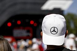 May 9, 2019 - Barcelona, Spain - Motorsports: FIA Formula One World Championship 2019, Grand Prix of Spain, ..F1 Fan Event  (Credit Image: © Hoch Zwei via ZUMA Wire)