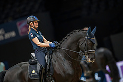 Watson-Greaves Hayley, GBR, Rubins Nite<br /> LONGINES FEI World Cup™ Finals Paris 2018<br /> © Dirk Caremans<br /> 12/04/2018