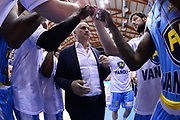 DESCRIZIONE : Brindisi  Lega A 2014-15 Enel Brindisi Vanoli Cremona<br /> GIOCATORE : Pancotto Cesare<br /> CATEGORIA : Allenatore Coach Time Out<br /> SQUADRA : Vanoli Cremona<br /> EVENTO : <br /> GARA :Enel Brindisi Vanoli Cremona<br /> DATA : 07/03/2015<br /> SPORT : Pallacanestro<br /> AUTORE : Agenzia Ciamillo-Castoria/M.Longo<br /> Galleria : Lega Basket A 2014-2015<br /> Fotonotizia : Enel Brindisi Vanoli Cremona<br /> Predefinita :