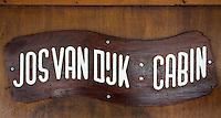BOSCH EN DUIN - Jos van Dijk Cabin. Golfclub de Pan bij Utrecht. COPYRIGHT KOEN SUYK