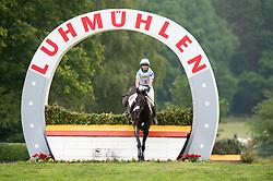 Price Jonelle (NZL) - Classic Moet <br /> Cross Country <br /> CCI4*  Luhmuhlen 2014 <br /> © Hippo Foto - Jon Stroud