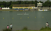 2003 - FISA World Cup Rowing Milan Italy.30/05/2003  - Photo Peter Spurrier.GV's GV's  - Idroscala Rowing course is used by the fisherman and is a recreational park.. Rowing Course: Idro Scala, Milan, ITALY [Mandatory Credit: Peter Spurrier:Intersport Images]