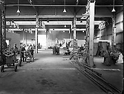 07/07/1955<br /> 7 July 1955<br /> <br /> Special for Irish Contracts Weekly - Interiors of McCormick's Plant, Inchicore, Dublin
