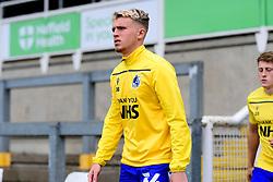 - Mandatory by-line: Ryan Hiscott/JMP - 28/08/2020 - FOOTBALL - Memorial Stadium - Bristol, England - Bristol Rovers v Cardiff City - Pre Season Friendly