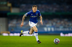 LIVERPOOL, ENGLAND - Monday, March 1, 2021: Everton's Lucas Digne during the FA Premier League match between Everton FC and Southampton FC at Goodison Park. Everton won 1-0. (Pic by David Rawcliffe/Propaganda)