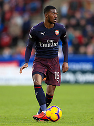 Arsenal's Ainsley Maitland-Niles during the Premier League match at the John Smith's Stadium, Huddersfield.