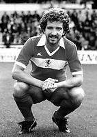 Fotball<br /> England <br /> Foto: Colorsport/Digitalsport<br /> NORWAY ONLY<br /> <br /> Graeme Souness - Middlesbrough. 1976/77.