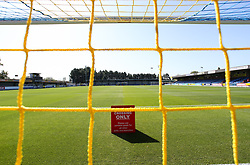 A general view of the stadium - Mandatory by-line: Arron Gent/JMP - 21/09/2019 - FOOTBALL - Cherry Red Records Stadium - Kingston upon Thames, England - AFC Wimbledon v Bristol Rovers - Sky Bet League One