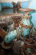 Wasserwerk Vielbrunn, Ohrenbachtal, Odenwald, Naturpark Bergstraße-Odenwald, Hessen, Deutschland | Bernd Weinthäter, water works, Vielbrunn, Odenwald, Hessen, Germany