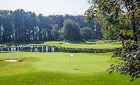 HAARZUILENS  - Hole 15  , Golfclub De Haar , van 9 naar 18 holes. .  COPYRIGHT KOEN SUYK