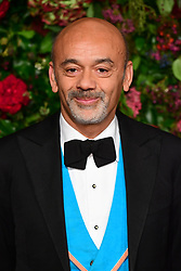 Christian Laboutin attending the Evening Standard Theatre Awards 2018 at the Theatre Royal, Drury Lane in Covent Garden, London