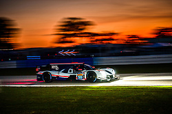 March 13, 2019 - Sebring, Etats Unis - 50 LARBRE COMPETITION (FRA) LIGIER JSP217 GIBSON LMP2 ERWIN CREED (FRA) ROMANO RICCI (FRA) GUNNAR JEANNETTE  (Credit Image: © Panoramic via ZUMA Press)