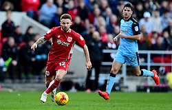 Matty Taylor of Bristol City  - Mandatory by-line: Joe Meredith/JMP - 04/02/2017 - FOOTBALL - Ashton Gate - Bristol, England - Bristol City v Rotherham United - Sky Bet Championship