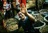 China - Canton-Guangzou traditional markets