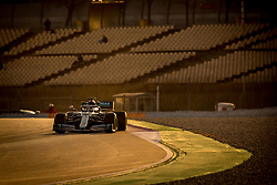 February 19, 2019 - Montmelo, Barcelona, Catalonia, Spain - Barcelona-Catalunya Circuit, Montmelo, Catalonia, Spain - 19/02/2018: Valtteri Bottas of Mercedes AMG Petronas Formula One Team with new W10 car during second journey of F1 Test Days in Montmelo circuit. (Credit Image: © Javier MartíNez De La Puente/SOPA Images via ZUMA Wire)