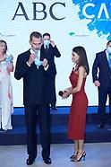 071320 Spanish Royals attends 'Luca de Tena', 'Mariano de Cavia' and 'Mingote' journalism awards