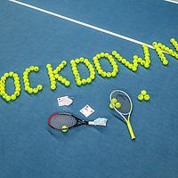Lockdown - kein Hallenbetrieb