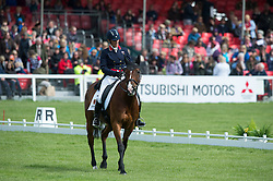 King Mary, (GBR), Kings Temptress<br /> Dressage <br /> Mitsubishi Motors Badminton Horse Trials - Badminton 2015<br /> © Hippo Foto - Jon Stroud<br /> 07/05/15