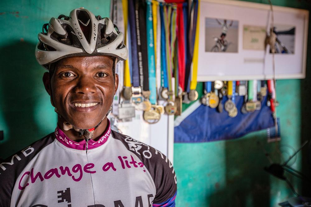 Martin Dreyer Academy shoot for Bicycling Magazine