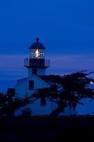 The coastline of Pacific Grove CA.Photo Brian Baer