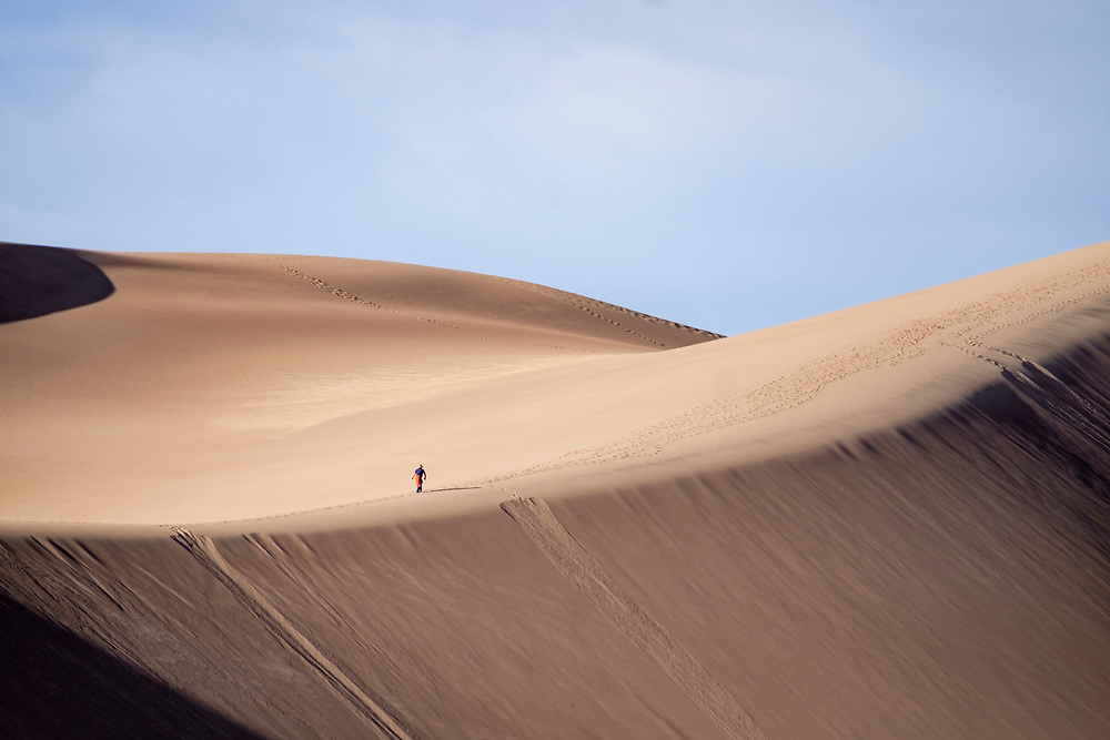 Back to the dunes....
