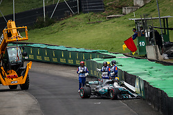 November 11, 2017 - Sao Paulo, Brazil - Motorsports: FIA Formula One World Championship 2017, Grand Prix of Brazil, .#44 Lewis Hamilton (GBR, Mercedes AMG Petronas F1 Team) (Credit Image: © Hoch Zwei via ZUMA Wire)