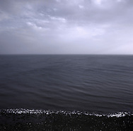 'Inshore waters, 2014' from 'A Fine Line - Exploring Scotland's Border with England' by Colin McPherson.<br />