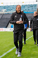 Gillingham FC manager Steve Lovell during the EFL Sky Bet League 1 match between Gillingham and Bradford City at the MEMS Priestfield Stadium, Gillingham, England on 27 October 2018.