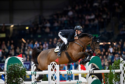 Ehning Marcus, GER, Cristy<br /> Stuttgart - German Masters 2018<br /> © Hippo Foto - Stefan Lafrentz