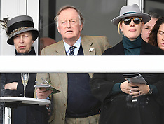Princess Anne and Peter and Zara - 25 March 2019