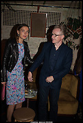 Lisson Gallery reception at Chiltern Firehouse after the openings of work by Marina Abramovic: White Space and Nathalie Djurberg & Hans Berg: The Gates of the Festival, 15 September 2014