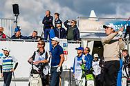 15-09-2017 - Foto van het KLM Open 2017 gespeeld op The Dutch in Spijk. Nino Bertasio