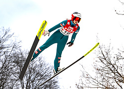 08.02.2020, Energie AG Skisprung Arena, Hinzenbach, AUT, FIS Weltcup Ski Sprung, Damen, Wertungsdurchgang, im Bild Lisa Eder (AUT) // during her competition jump for the women's FIS Ski Jumping World Cup at the Energie AG Skisprung Arena in Hinzenbach, Austria on 2020/02/08. EXPA Pictures © 2020, PhotoCredit: EXPA/ Reinhard Eisenbauer